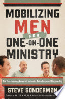 Mobilizing Men for One on One Ministry Book