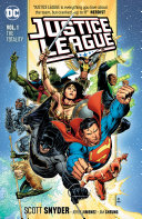 Justice League Vol  1  The Totality