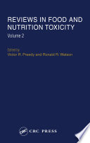 Reviews in Food and Nutrition Toxicity  Volume 2