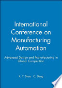International Conference On Manufacturing Automation Book PDF