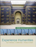 Experience Humanities Volume 1 PDF