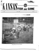 Kansas Fish and Game Book