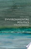 Environmental Politics  A Very Short Introduction