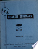 ICA Health Summary
