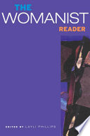 """""""The Womanist Reader"""" by Layli Phillips"""