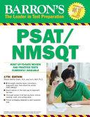 Barron s PSAT NMSQT Book