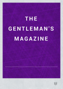 The Gentleman s Magazine