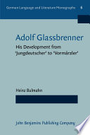 Adolf Glassbrenner