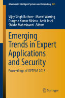 Emerging Trends in Expert Applications and Security Pdf/ePub eBook