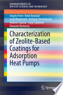 Characterization of Zeolite Based Coatings for Adsorption Heat Pumps
