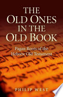 The Old Ones in the Old Book Book