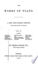 The Works of Plato Book PDF