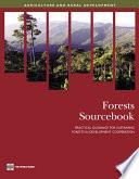 Forests Sourcebook