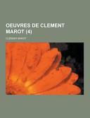 Oeuvres de Clement Marot