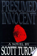 Presumed Innocent Book