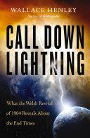Call Down Lightning