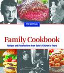 The Official John Wayne Family Cookbook