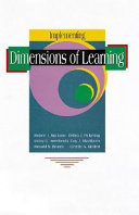 Implementing Dimensions of Learning