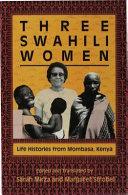 Three Swahili Women