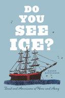 Do You See Ice? Pdf/ePub eBook