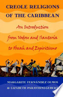 Creole Religions Of The Caribbean Book PDF