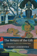 Pdf The Return of the Gift