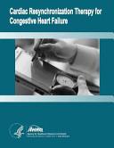 Cardiac Resynchronization Therapy for Congestive Heart Failure