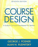 Course Design