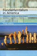 Fundamentalism in America ebook