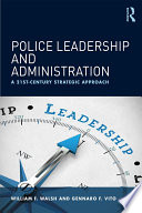 Police Leadership and Administration