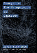 Pdf Essays in the Metaphysics of Modality Telecharger