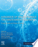 Handbook of Nanomaterials for Wastewater Treatment