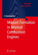 Mixture Formation in Internal Combustion Engines [Pdf/ePub] eBook