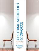 Cultural Sociology of Divorce Pdf/ePub eBook