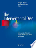 The Intervertebral Disc