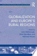 Globalization And Europe S Rural Regions