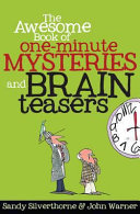 The Awesome Book of One-Minute Mysteries and Brain Teasers ebook