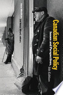 Canadian Social Policy Fifth Edition