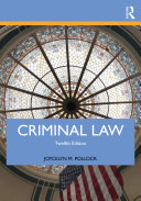 Criminal Law [Pdf/ePub] eBook