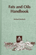 Fats And Oils Handbook
