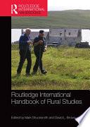 Routledge International Handbook of Rural Studies Book PDF