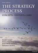 Cover of The Strategy Process
