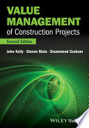 Value Management of Construction Projects Book