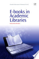 E Books In Academic Libraries Book PDF