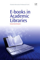 E-books in Academic Libraries
