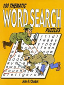 100 Thematic Word Search Puzzles for ESL