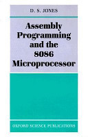 Assembly programming and the 8086 microprocessor - Douglas
