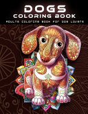 Dogs Coloring Book PDF