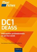 Pdf DC1 DEASS Intervention professionnelle en service social Telecharger