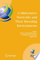 Collaborative Networks and Their Breeding Environments
